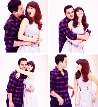New Girl Nick & Jesse