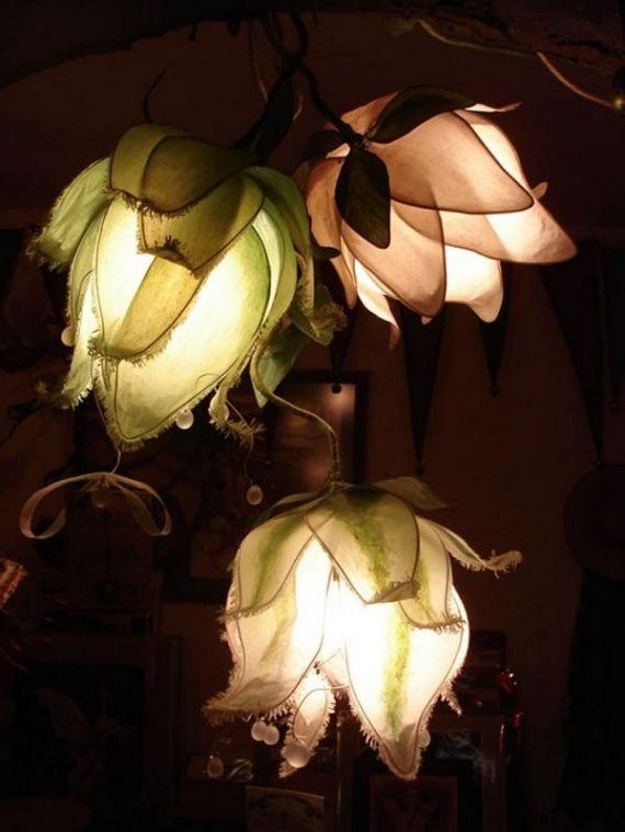 custom lotus lamp. I would love this for my girls' rooms. The lotus is very significant to us.