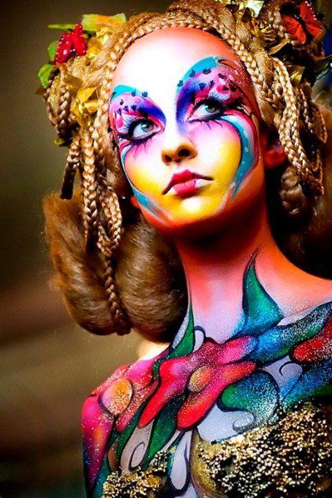 Beautiful! Another great #TomorrowWorld #Tomorrowland or #burningman idea!