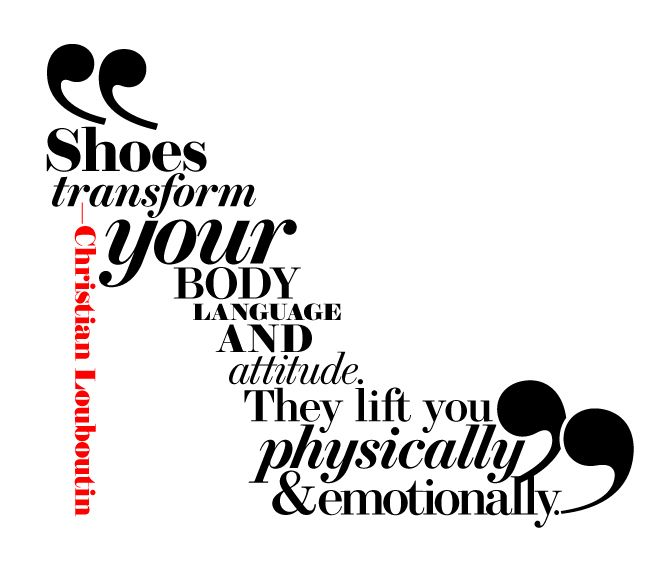 Christian Louboutin. #shoes #heels #fashion #quotes