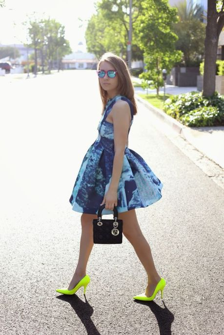 The Perfect Skater Dress