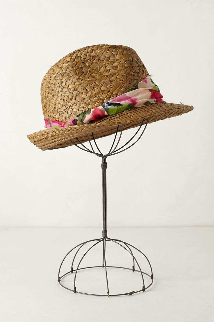 Libanona Fedora - anthropologie.com