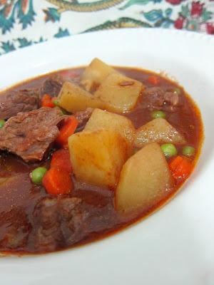 Chuckwagon Stew | Plain Chicken