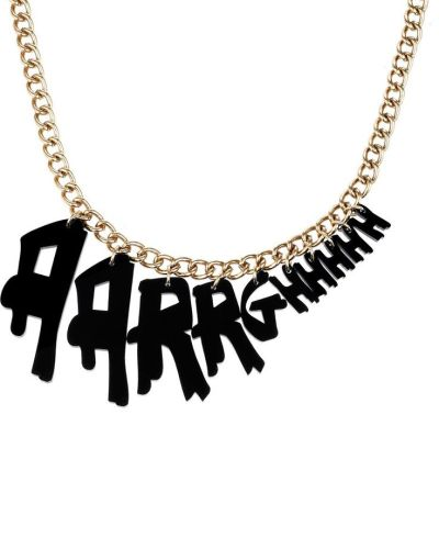 Aarrghhhh Necklace