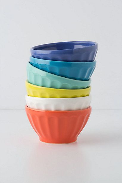 Latte Bowls #anthropologie