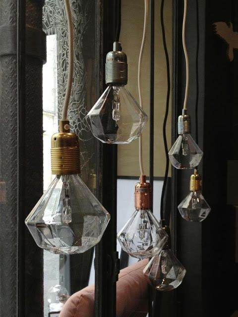 Diamond Lights | Designed by Eric Therner