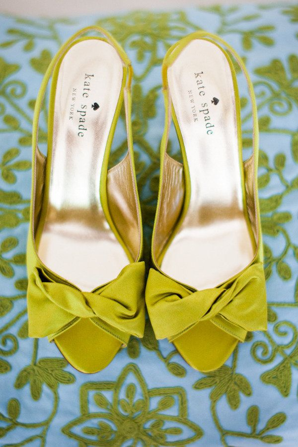 Kate Spade - Lime green