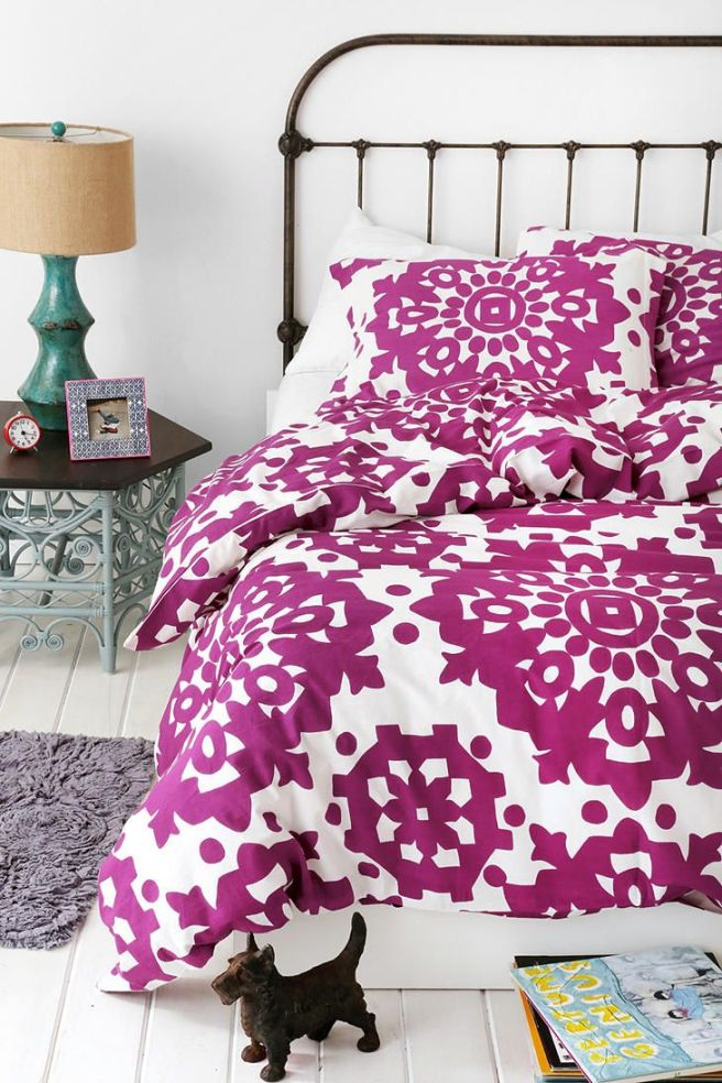 PANTONE Color of the Year 2014 - Radiant Orchid decor - Urban Outfitters