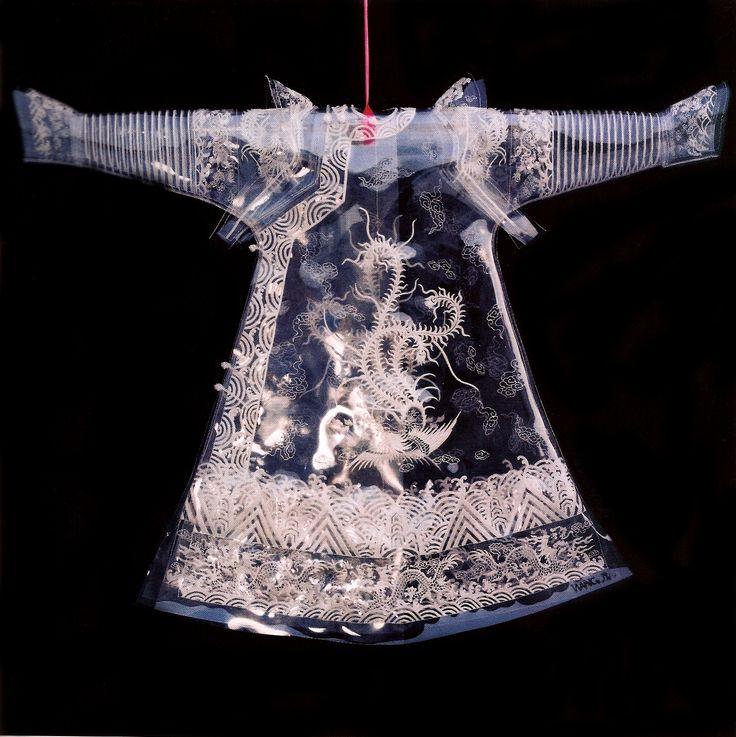 Wang Jin Dragon Robe