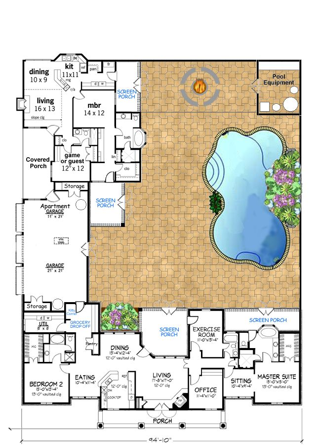 52 House Plan With In Law Suite Ideas Multigenerational House Plans Multigenerational House In Law Suite