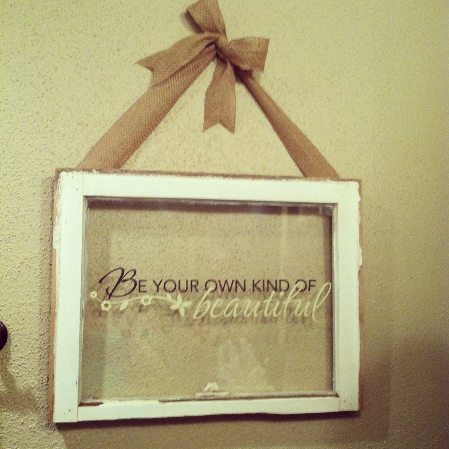 Window Panes Craft Ideas For Old Window Panes
