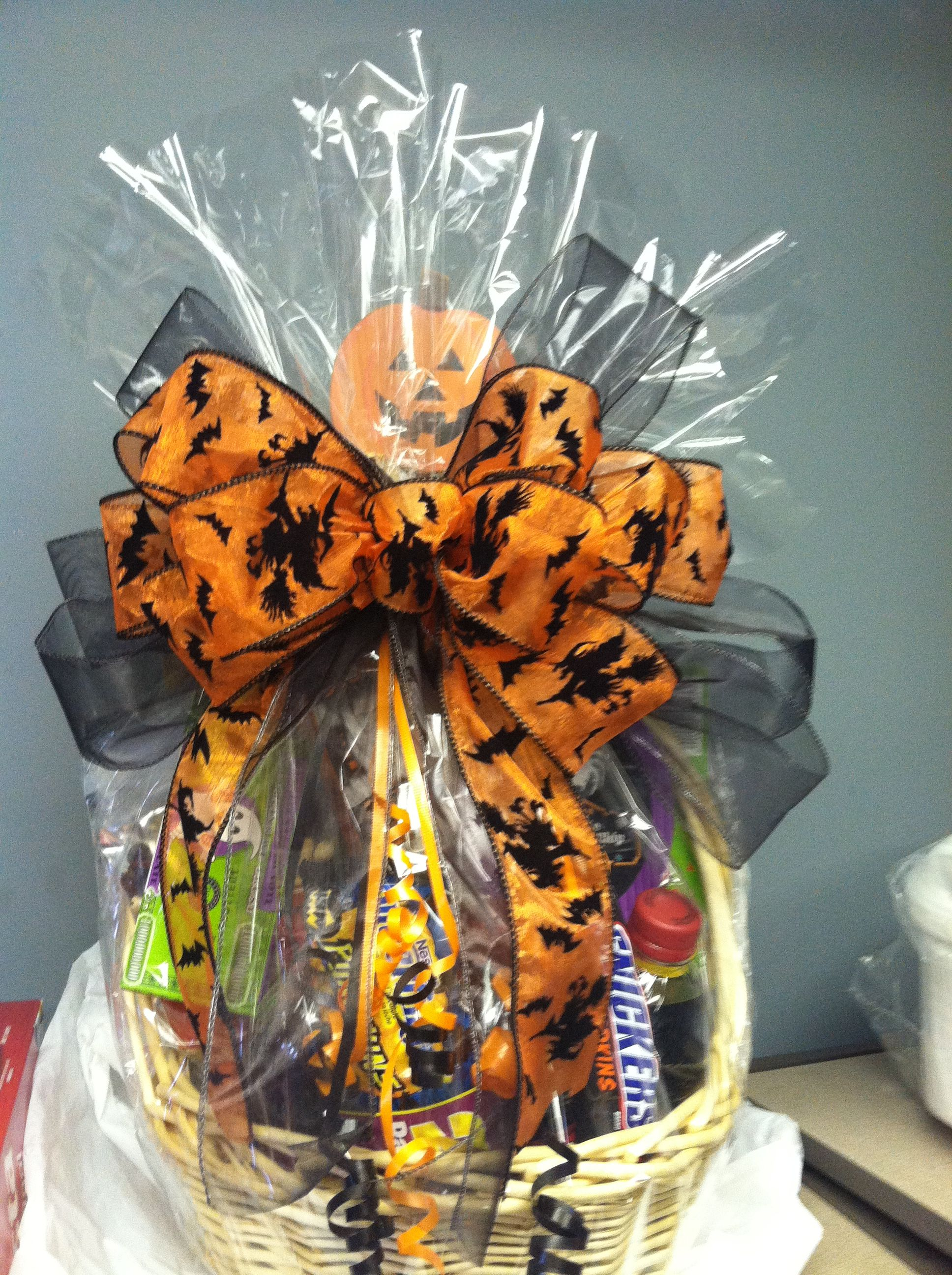 Halloween Gift Basket Ideas For College Students