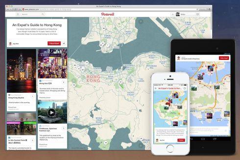 Los nuevos Place Pins abren una gran cantidad de posibilidades para los eventos en Pinterest