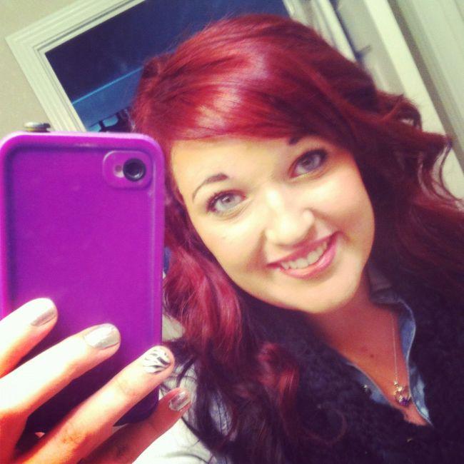 Ion Medium Intense Red Hair Color