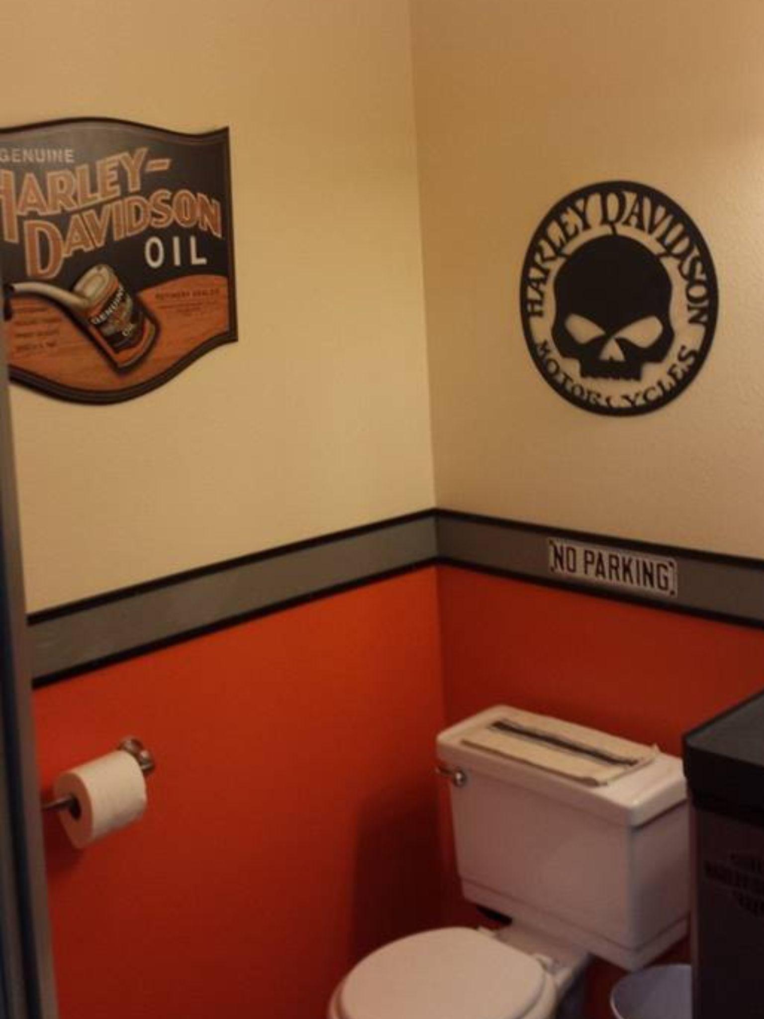 20 Best Ideas Harley Davidson Home Decor