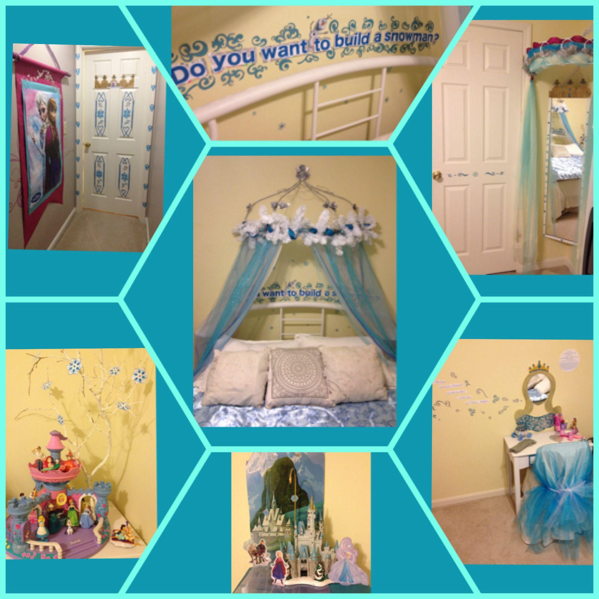 Frozen Room Decorating Ideas