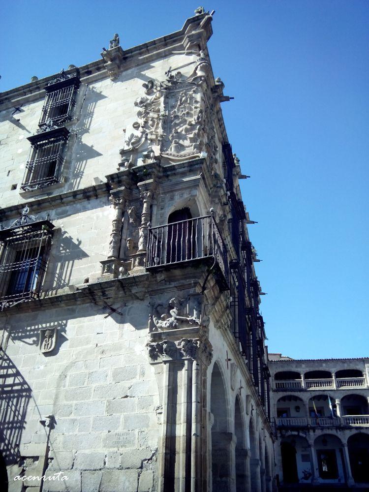 Trujillo. Palacio de los Pizarro