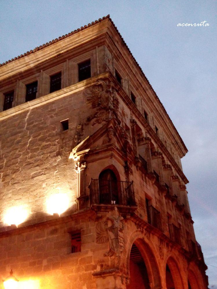 Trujillo. Palacio de los Carvajal-Vargas