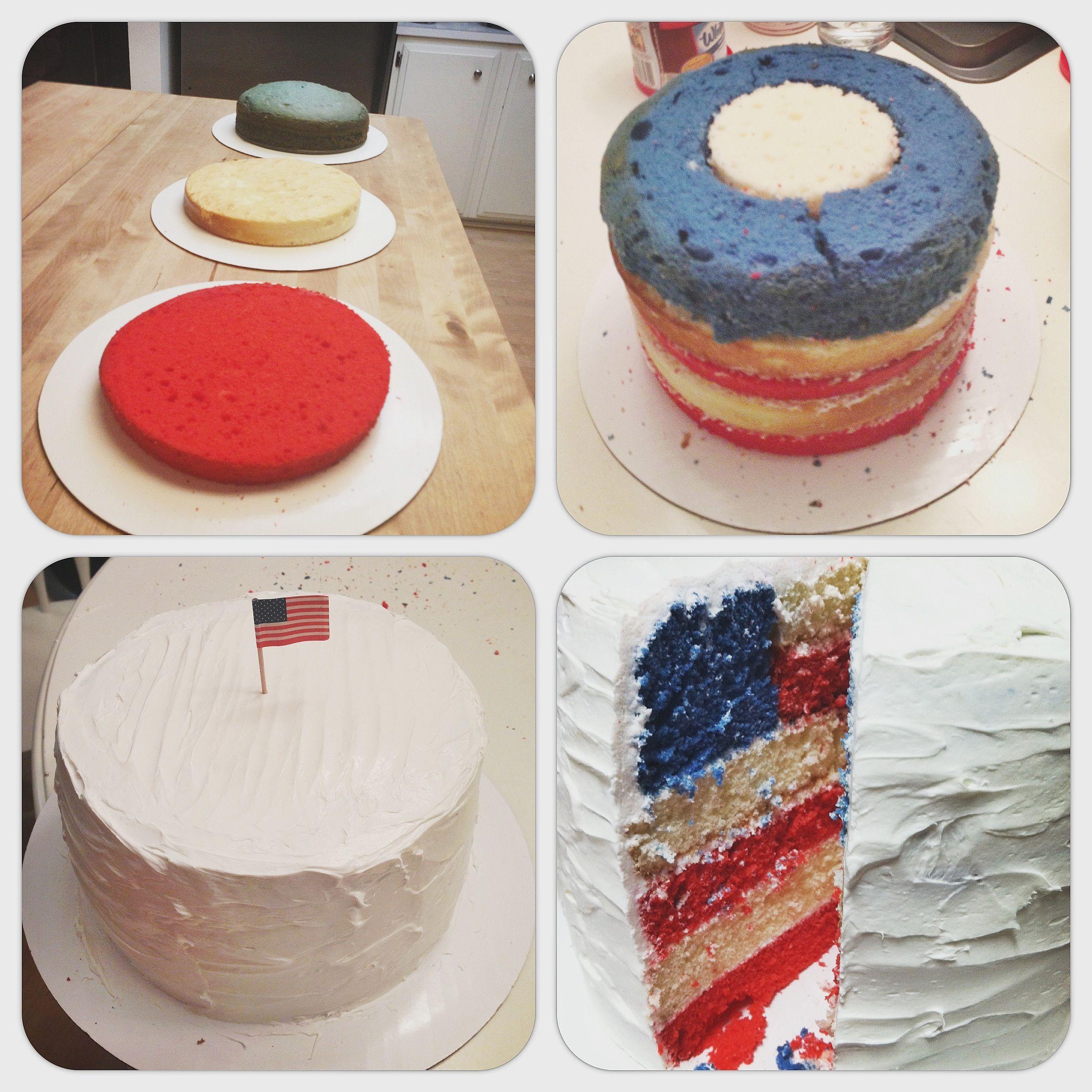 Panama Flag Cake Ideas And Designs