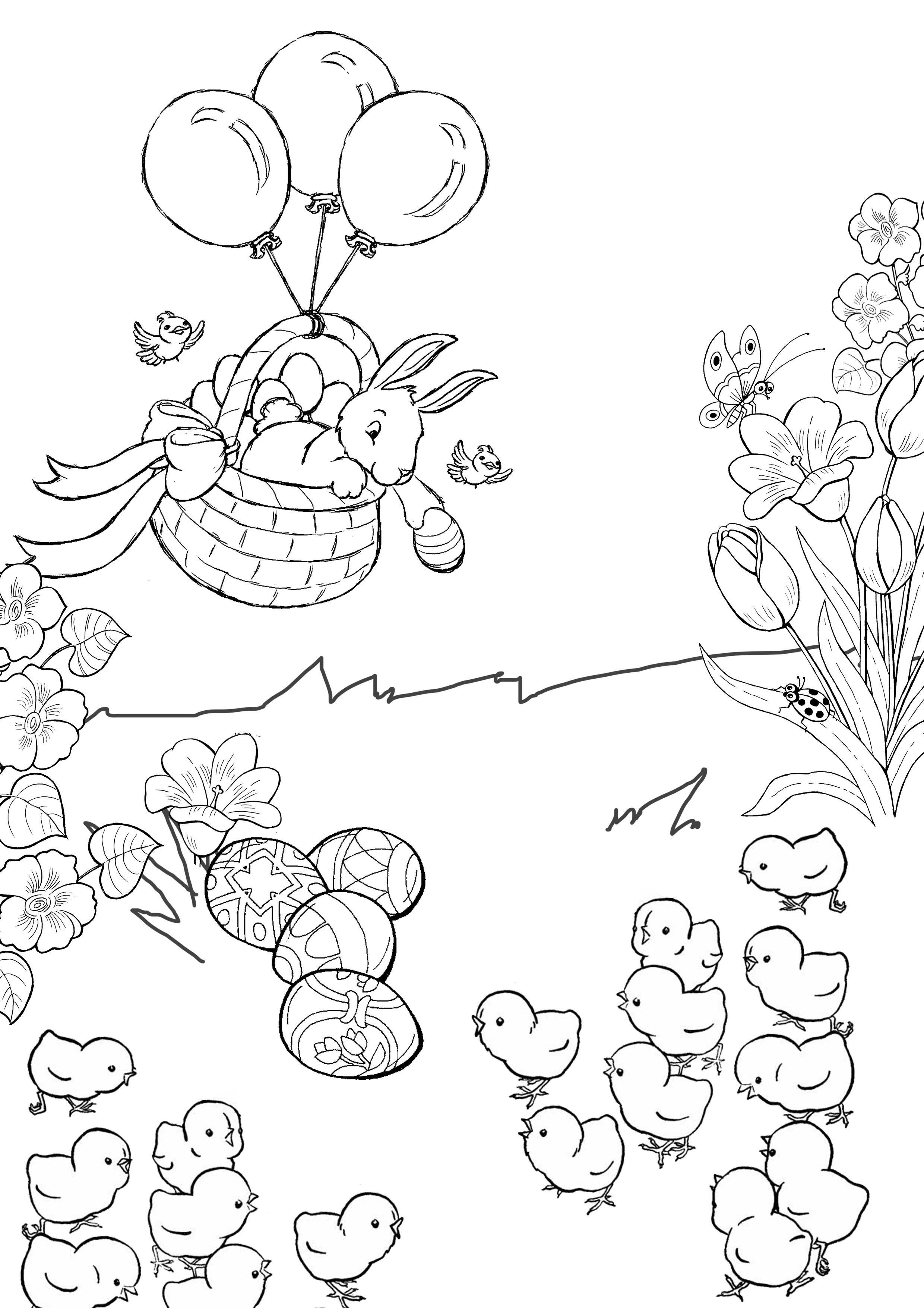 ВОСКРЕСЕ easter coloring pages pinterest