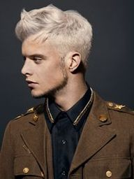 NAHA 2013 Finalist, Men's Hairstyling: Guy Auclair Photographer: Greg Swales