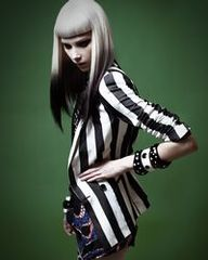 NAHA 2013 Finalist, Master Hairstylist of the Year Dimitrios Tsioumas Photographer: Babak