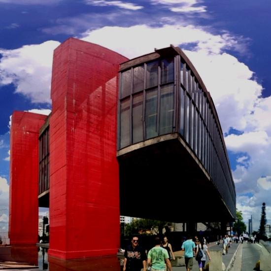 MASP - museo de arte de sao paulo