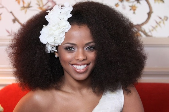 Natural Hair Styles: Wedding Hairstyles Inspiration | Naturally Me ...