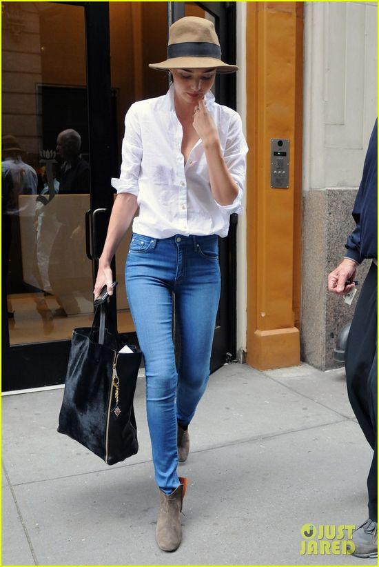 the Fashion Spot - View Single Post - Miranda Kerr (January 2012 - September 2012)