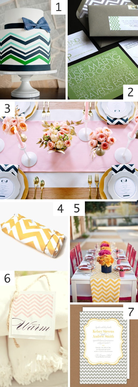 Chevron wedding inspiration board #weddings #cake #weddingcake #inspiration #weddinginspiration #ideas #weddingideas #chevron #chevronweddings #themedweddings #jevel #jevelwedding #jevelweddingplanning Follow Us: www.jevelweddingplanning.com www.facebook.com/jevelweddingplanning/  www.pinterest.com/jevelwedding/ www.linkedin.com/in/jevel/ www.twitter.com/jevelwedding/