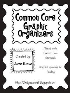 Common Core Graphic Organizers