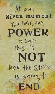 Empowering Quote  ~ The Life of A Recovering Addict ~