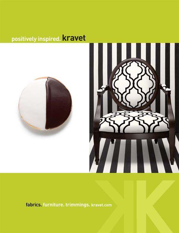 Positively Inspired (2010). Truro chair, Velvet Gate fabric, Cap Deluca wallpaper.