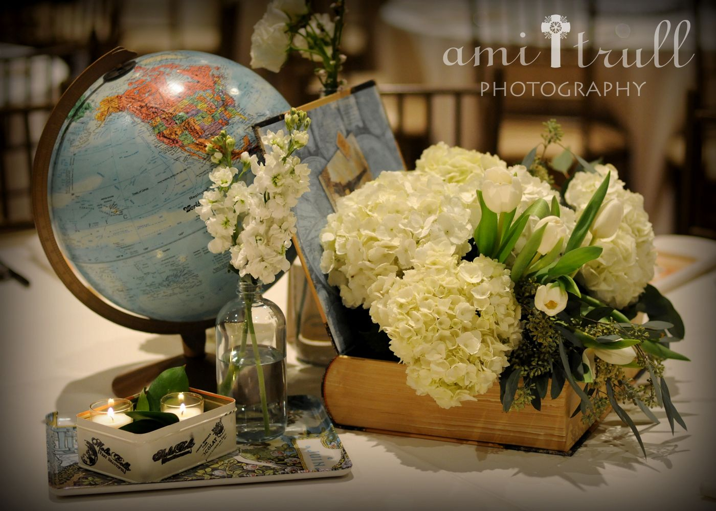 1000 Ideas About Travel Centerpieces On Pinterest