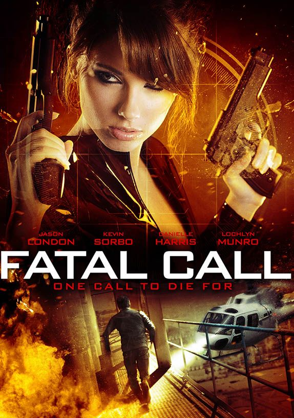 Fatal Call Key Art