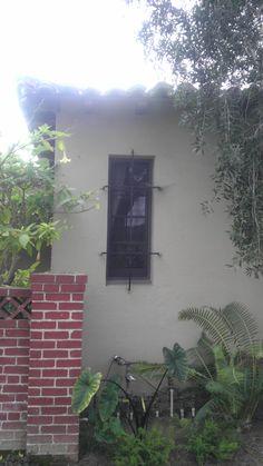 Spanish Style Window Bars 1a