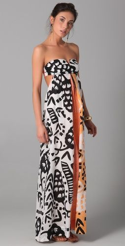 Diane von Furstenberg...great summer dress