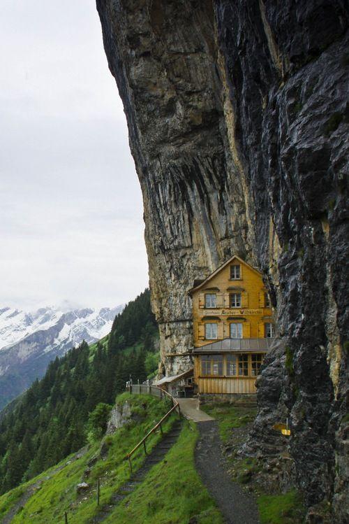 Envoutante montagne