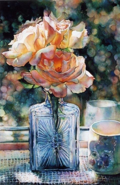 ❥ Acquerello da Jeannie Vodden