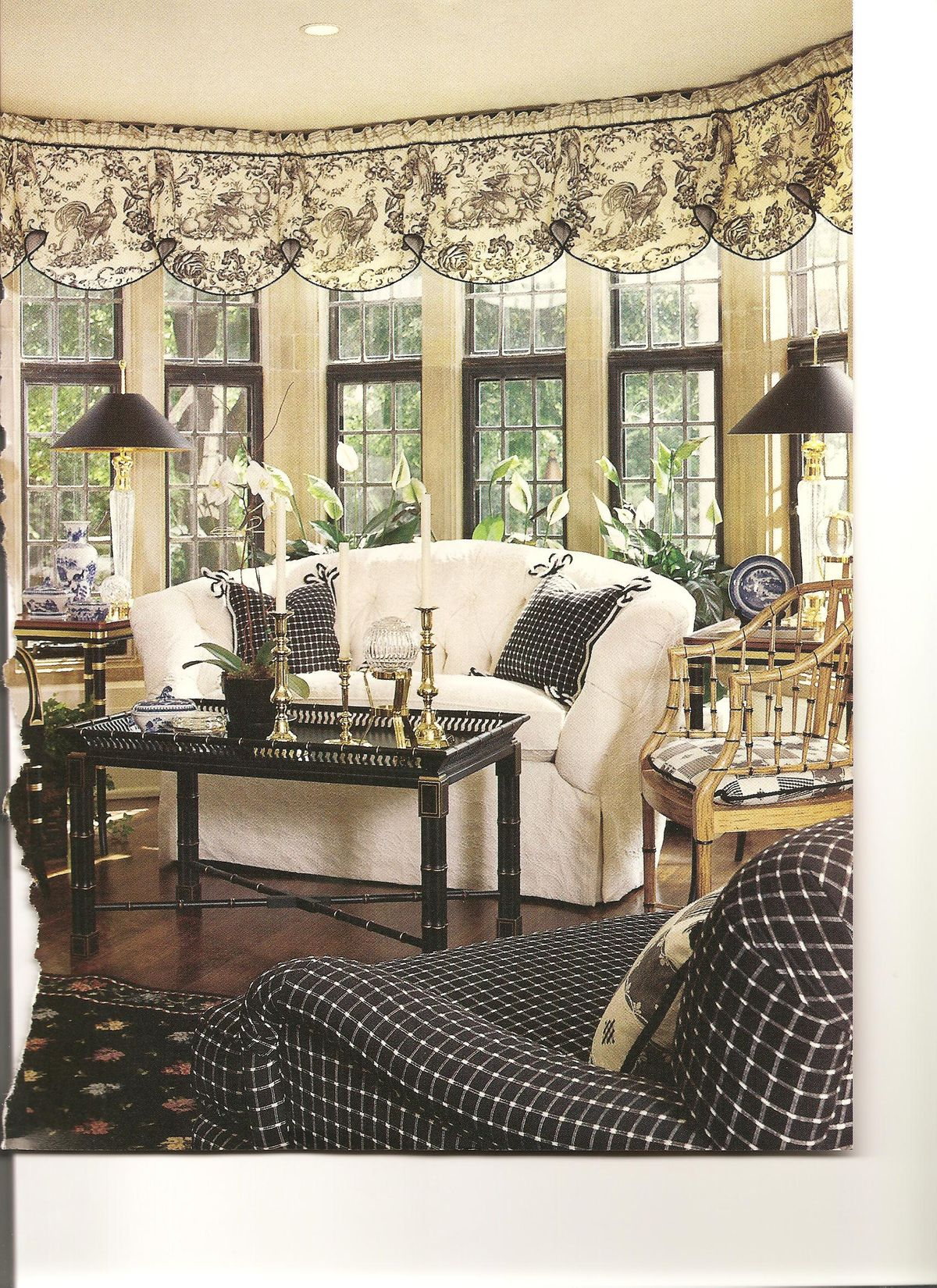 Ideas About French Country Curtains
