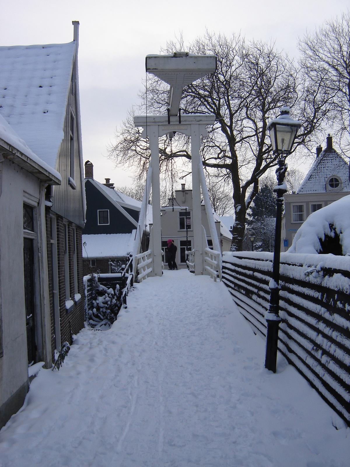 Kwakelbridge Edam Netherlands