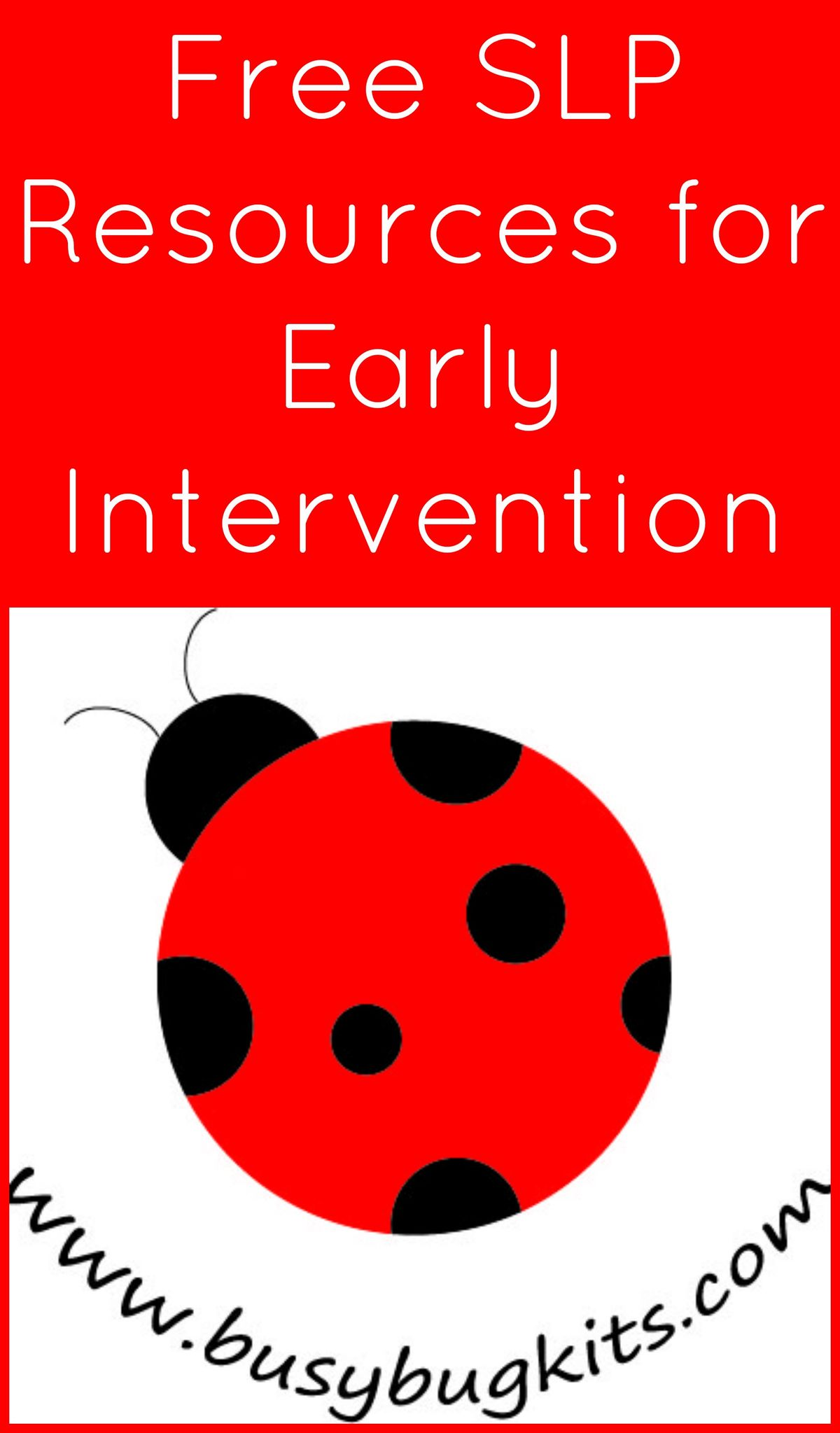 Images About Early Intervention Speech Therapy On