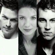 Jamie, Claire, Frank/Jack
