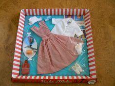 Vintage Barbie Candy Striper Volunteer 889 1964 NRFP Mint | eBay
