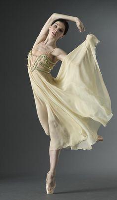 Natalia Osipova as Juliet, Mikhailovsky Ballet