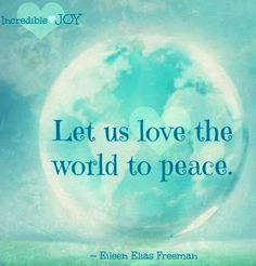 Image result for quotes about world peace