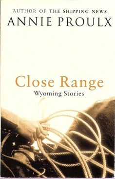 Close Range: Wyoming Stories by Annie Proulx | Close Range houses the short story that inspired the award-winning film Brokeback Mountain, and just like Jack, one of its lone, brittle protagonists, we just don't know how to quit you, Annie Proulx. All of her characters in this gorgeous collection are hard (sorry) and harsh and hot-blooded, involving unexpected passions, violence, and the wrong kinds of love we are all drawn to at one time or another, however grand and foolish they may be.