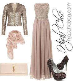 Baju Prom Night Hijab All About Fashion