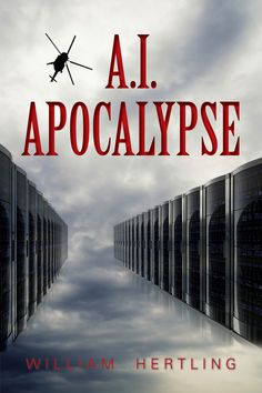 William Hertling ~ A.I. Apocalypse ~ Leon accidentally creates an evolutionary artificial intelligence when the Russian mob coerces him into building a new computer virus. The virus quickly adapts, first bringing down the world's computer infrastructure, then developing intelligence, communication, and an entire civilization of AI. Leon must race against time and the military to find a way to befriend or eliminate the virus race before billions die.