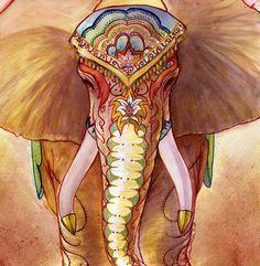 Elephants loupgarou
